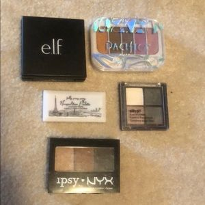 ‼️ NEVER BEEN USED‼️ Mini Eyeshadow Palettes